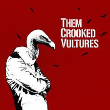 Them Crooked Vultures - Them Crooked Vultures - 2 x Vinyl LP *NEW & SEALED*