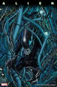 Alien #1 - 1:50 Steve McNiven Variant - Presale 3/24/2021