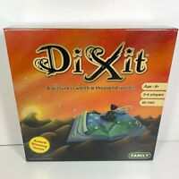 Dixit A Picture is Worth a Thousand Words Asmodee Family Board Game New Sealed