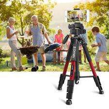 Q111 Aluminium Tripod Heavy Duty Travel PanHead Flexible For Nikon Canon Camera