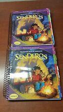 Houghton Mifflin Harcourt Senderos Guia Para Maestros Unidad 1 & 2 Grade 3 e161