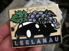 PORSCHE 356 REGISTRY USA 2007 - LEELANAU WINE TOUR Plakette Badge - 3/5  Ser.#37