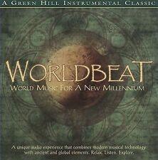 FREE US SHIP. on ANY 2 CDs! ~Used,VeryGood CD : Worldbeat