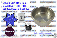 Breville Coffee Machine 2 Cup Filter BES200 BES250 - Part BES200/96.1 - IN STOCK
