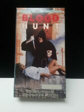 Blood Hunt Aka The Thirsty Dead Vhs! 1974 Horror! Direct Video Great condition