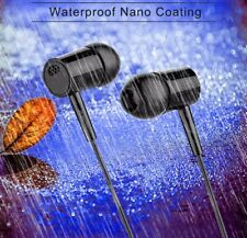 Universal In-ear Wired Earphone With Mic Earbuds Headset