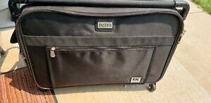 "Tutto 20"" Medium Sewing Machine Bag on Wheels Black ,please Read description ."