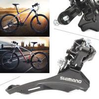 Shimano Tourney FD-TZ30 7 / 6 42T Front Derailleur Bike Bicycle Parts Black