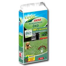 Cuxin Engrais de Gazon Éco 20 kg Organique Printemps Été Automne