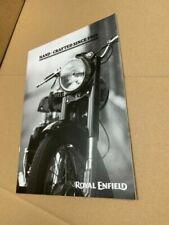 Classic Motorcycle Sales Brochures