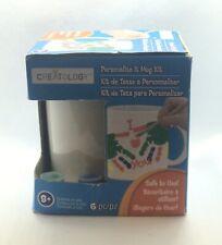 Creatology Personalize It Mug Kit Paint Child Craft Creative Art