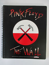RARE Pink Floyd THE WALL TOUR PROMO DATEBOOK 2012 Tin Blue Pro Arte NOTEBOOK