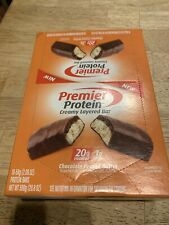 Premier Protein Bars (10ct) Chocolate Peanut Butter ; 1 Box Of 10; Exp 10/20