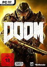*Doom 4*Doom*PC*Steam*Download*Key*Day One Edition*100% UNCUT*Deutsch/Englisch*