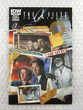 IDW X FILES CONSPIRACY #2 MARCH 2014 *FREEPOST*