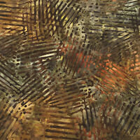 Robert Kaufman Batik Fabric, AMD-19772-268 NATURE, By The Half Yard, Quilting