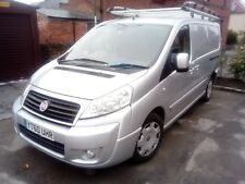 2010 FIAT SCUDO LWB ** 2.0 hdi ** Roof rack ** Tow bar ** TWIN SIDE DOORS **