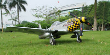 Top RC 750mm P-51D Mustang Airplane EPO Model PNP ESC Motor W/O Battery Radio