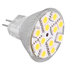 5X MR11 G4 12 SMD LED Strahler Leuchte Birnen Warmweiß Neu DE
