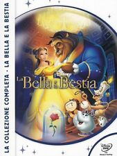 La Bella e la Bestia - La Collezione Completa - Cofanetto Con 3 Dvd - Nuovo