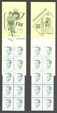 Belgie 2165 Postzegelboekjes 16/17 - 1984 ** MNH - cote 60 euro