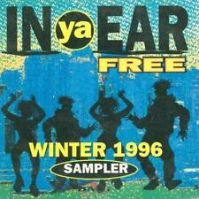 In Ya Ear Winter 1996 Sampler PROMO Music CD Black GOODIE MOB, MYSTIKAL + w/ Art