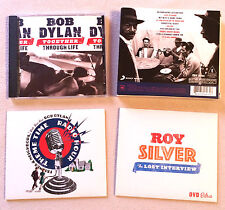 BOB DYLAN - TOGETHER THROUGH LIFE / COFFERT 2 CD + 1 DVD + POSTER