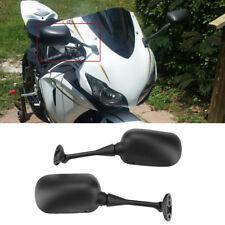 Motorcycle Sport Bike Black Side Mirrors For Honda CBR1000RR 2004 2005 2006 2007