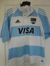 Argentina replica rugby shirt, 2005-07. Used, in excellent condition. Size 40/42