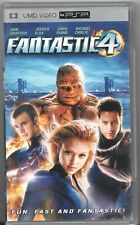 Video Game - Sony PSP - FANTASTIC 4 - UMD Video - Pre-Owned