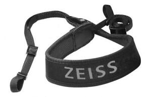 ZEISS Org. Fernglas Trageriemen Neopren Neuware (Aufdruck ZEISS) 2347-781