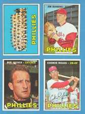 Topps Not Authenticated 1967 Season Baseball Cards