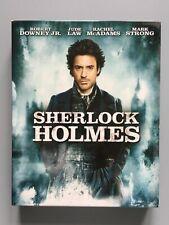 Sherlock Holmes Collector's Edition Blu-Ray