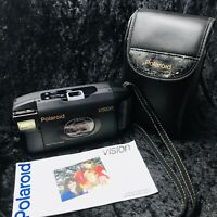 Polaroid Vision Instant Camera Auto Focus SLR F12 107mm Case Instructions Instax