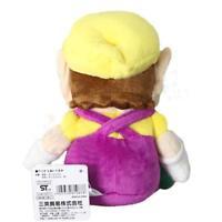 Wario 27CM Stofftier Puppe Geschenke NEUE Klempner Bros Plüschtier