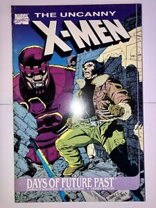 Uncanny X-Men Days of Future Past TPB Marvel VF First Printing Graphic Novel