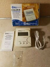 Bell Sonecor Equipment Caller-Id 99 Name & Number Memory Be-99N Used B - 159