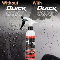 250ML Car Ceramic Spray Coating Polisher Quick Nano Glass Coat Automotive Care