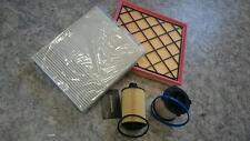 Inspektionspaket Filter Wartungskit Chevrolet Orlando 2,0 D 2011-