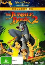 THE JUNGLE BOOK 2 : NEW Disney Collection DVD