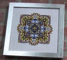 10% Off Chatelaine Counted X-stitch Chart - Mini Mandala Gardens 1 - 3
