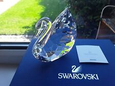 SWAROVSKI CLEAR SWAN REF 5215947 MINT AND BOXED