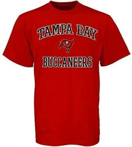 Tampa Bay Buccaneers NFL Majestic Men's Big and Tall Graphic T-Shirt