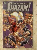 THE POWER OF SHAZAM! Jerry Ordway DC TPB