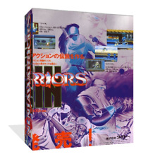 Ninja Warriors SNES Super Famicom Replacement Game Case Box+ Cover Inlay No Game