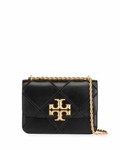 Tory Burch Eleanor Bag Purse - Brand New - BLACK