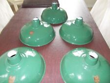 1920's-1930's Antique Billiards Everlast Porcelain 14'' Shades