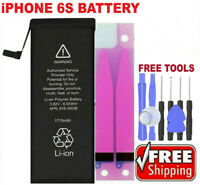 New Battery For iPhone 6s Internal Flex Cable Replacement 1715mAh + Tools & Tape