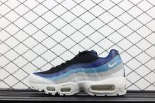 🔥 Nike Air Max 95 Essential Size UK 8.5, EUR 43 Azul Gris 749766 026 🔥