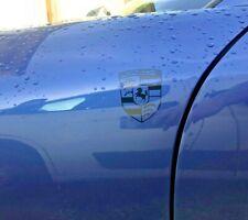 Autocollant Sticker Porsche Voiture Racing déflecteur decals